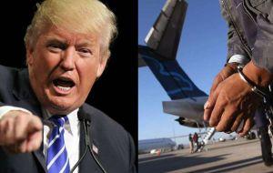 Los nuevos perseguidos de la política migratoria de Trump