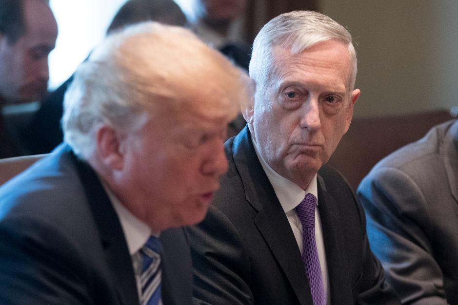 Trump reconoce que quería matar al presidente de Siria