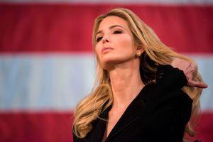 Ivanka Trump desata críticas con una tierna foto que publicó en Twitter