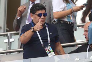 Maradona será técnico en México y presidente en Bielorrusia al mismo tiempo