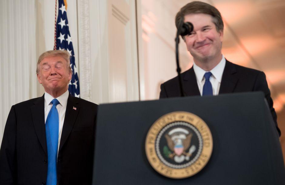 Los secretos que la Casa Blanca guarda sobre el juez que Trump nominó al Supremo