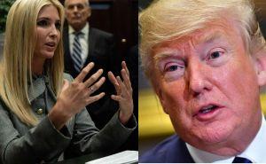 La controvertida súplica de Ivanka al presidente Trump