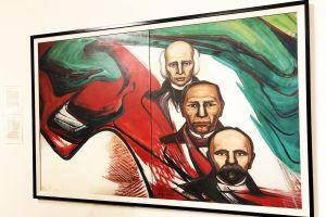 El Bronx, pinturas mexicanas y décadas de historia educativa