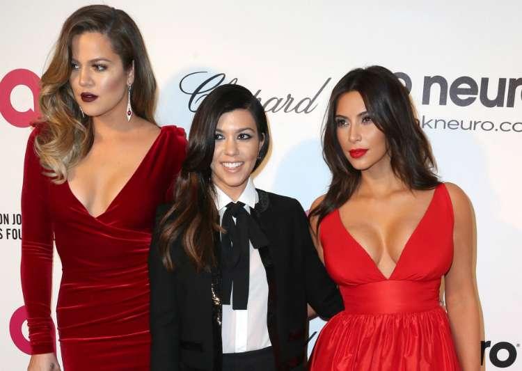Khloé Kardashian genera un pequeño conflicto familiar al decidir quién será la madrina de su hija