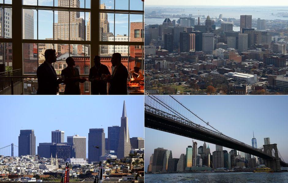 Las 10 mejores ciudades para los inmigrantes en EEUU