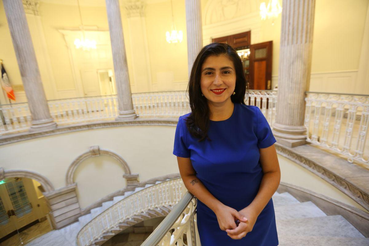 Jessica Ramos ganó la curul en el Senado por el Distrito 13 de East Elmhurst, Jackson Heights y Corona.