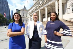 Candidatas latinas luchan por aumentar poder de la mujer en la Legislatura