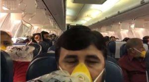 Olvidan activar el sistema de presurización en vuelo y varios pasajeros sangran de nariz y oídos