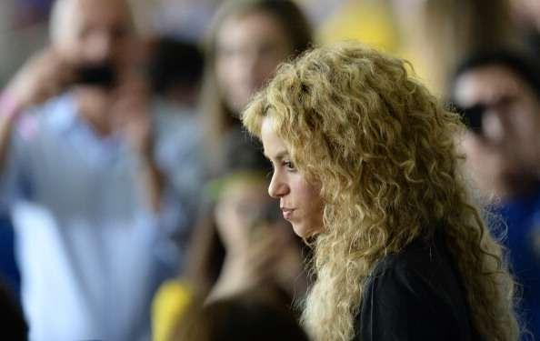 El triste adiós de Shakira