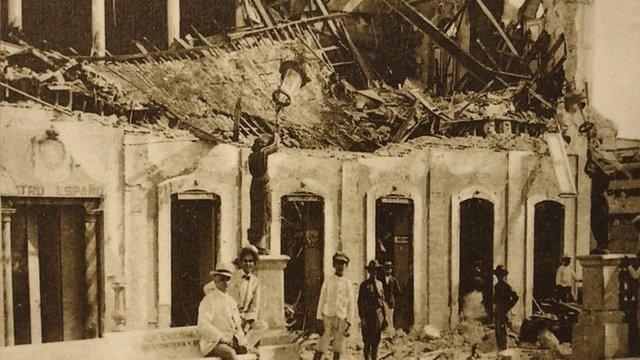 Puerto Rico, el terremoto y el tsunami que arrasaron la isla hace 100 años (y por qué hay riesgo de que se repitan en el Caribe)