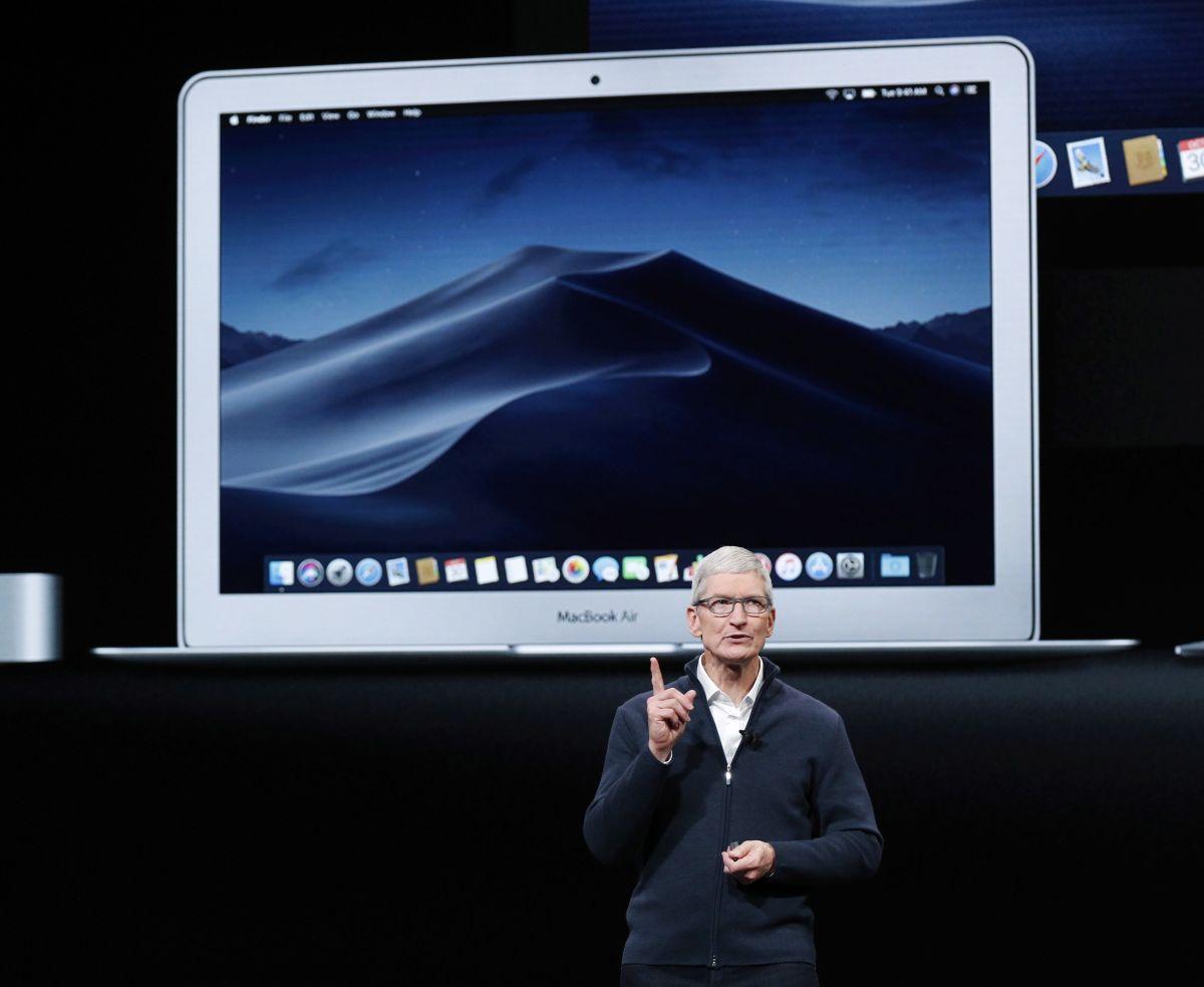 Apple, con Tim Cook a la cabeza, presenta apoyo al DACA ante la Corte Suprema