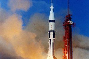 VIDEO: NASA celebra el 50 aniversario de Apolo 7