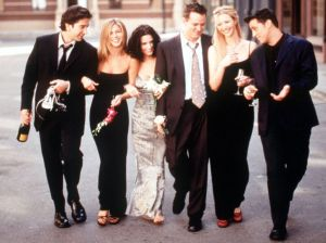 Si eres de los que espera una reunión de 'Friends' esto te interesa