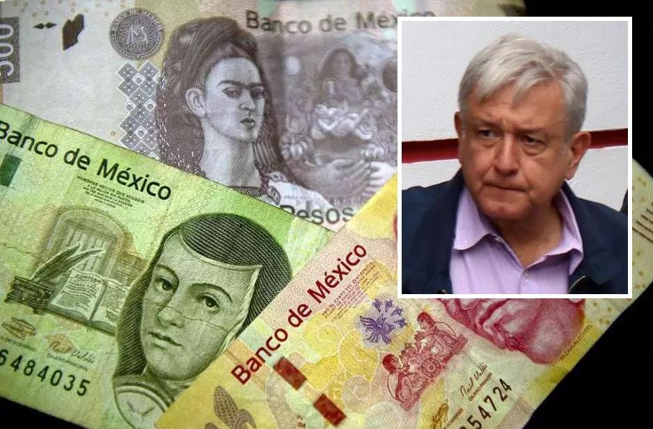 """Peso mexicano logra sólo un día de """"felicidad"""" frente al dólar por decisiones de AMLO"""