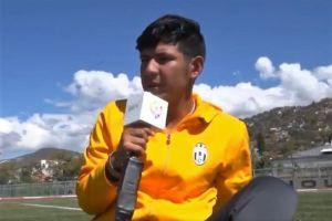 Es mexicano, engañó a todos y se hizo pasar como jugador de la ¡Juventus!