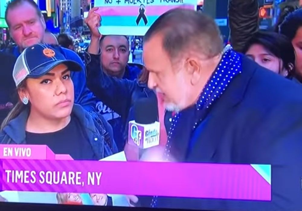 """Interrumpen en vivo """"El Gordo y la Flaca"""" para denunciar discriminación de Raúl y Lili"""