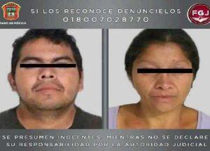 Lo que debes saber de la pareja de feminicidas en México