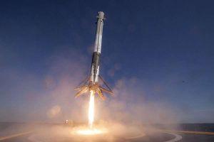EN VIVO: Vea el primer aterrizaje en tierra de SpaceX en la costa oeste