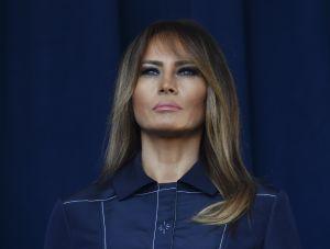 Melania tiene una cosa que decir sobre las infidelidades de Trump