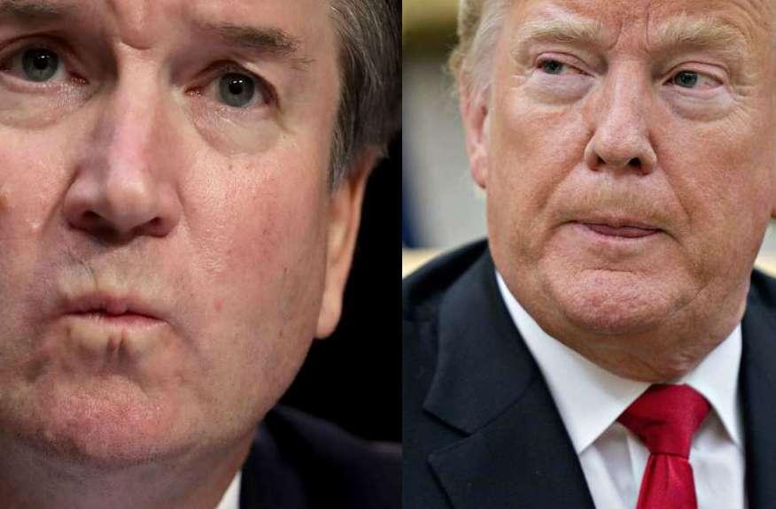 Kavanaugh, la fiel copia de Trump y del Partido Republicano
