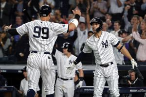 """We want Boston!"" Los Yankees aplastan a Athletics y ya esperan a los Red Sox"