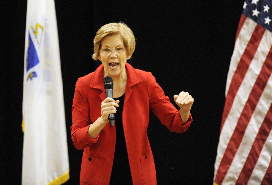 Elizabeth Warren is the President America needs