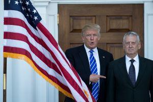 La razón de Trump sobre la salida de James Mattis como secretario de Defensa