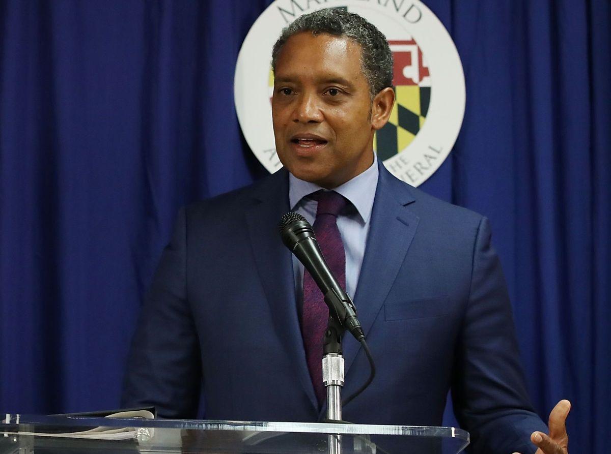 El fiscal general del Distrito de Columbia, Karl Racine.