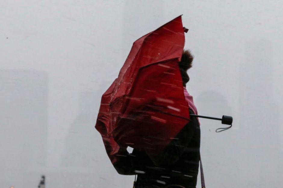 Una tormenta invernal podría arruinar el Halloween en Nueva York