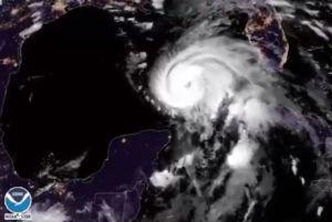 """Administración Trump declara estado de emergencia en Florida por huracán """"Michael"""""""