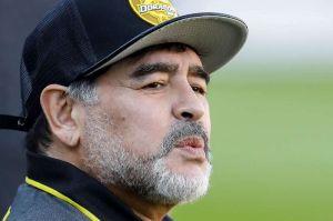 Maradona quiere seguir los consejos de Fidel Castro y ser vicepresidente de Argentina