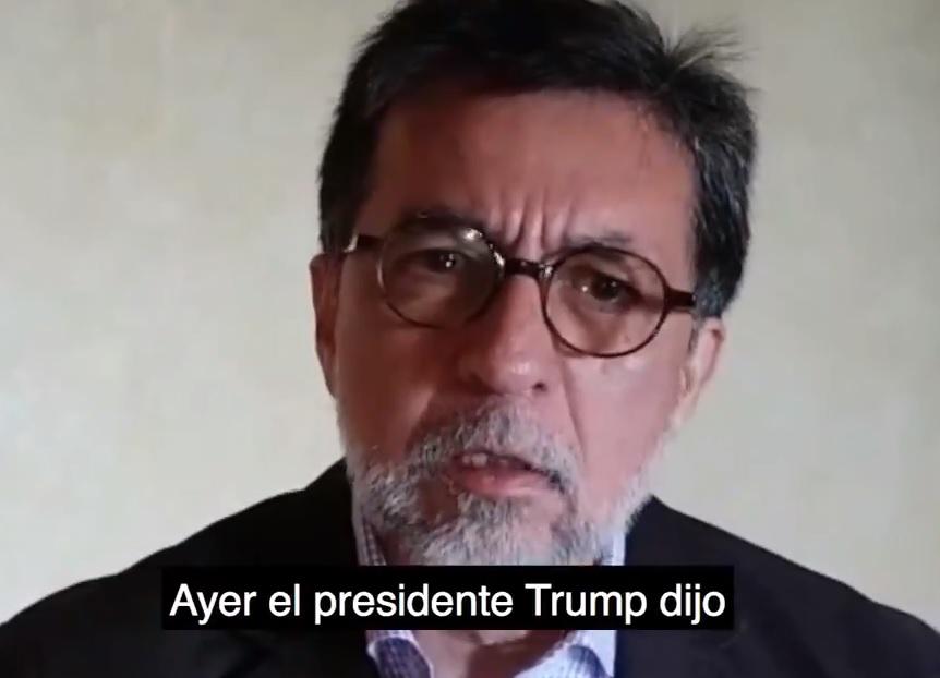 La dura advertencia a inmigrantes centroamericanos de un Embajador de EEUU