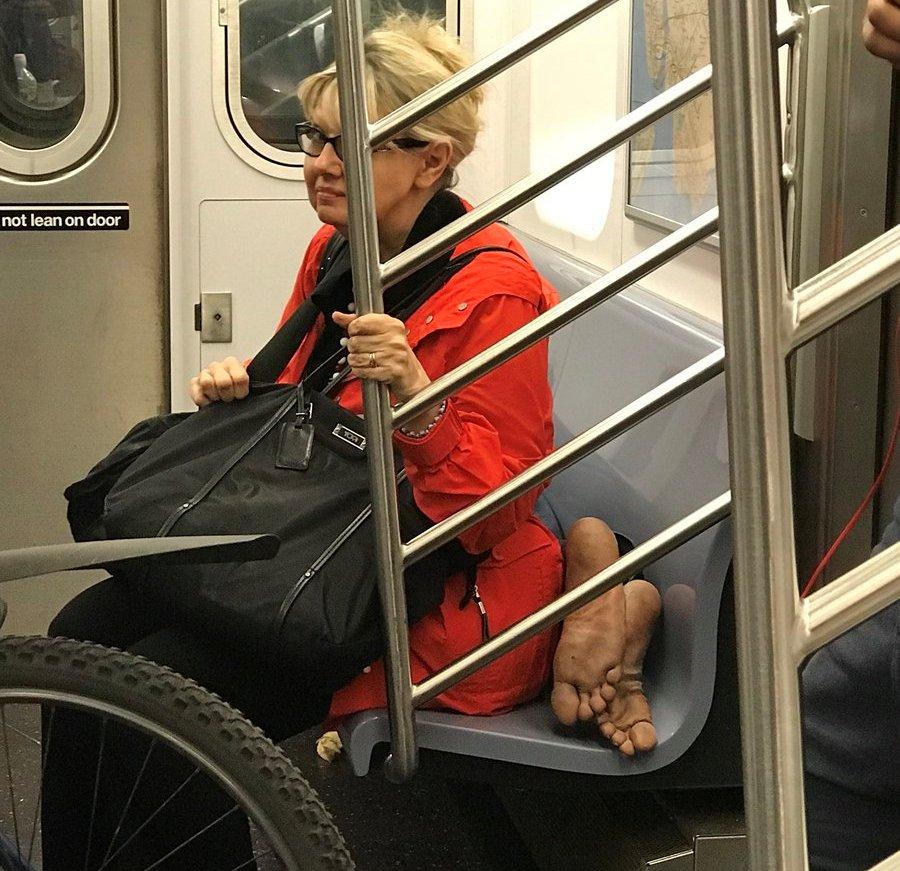 Anarquía en el Metro de NYC