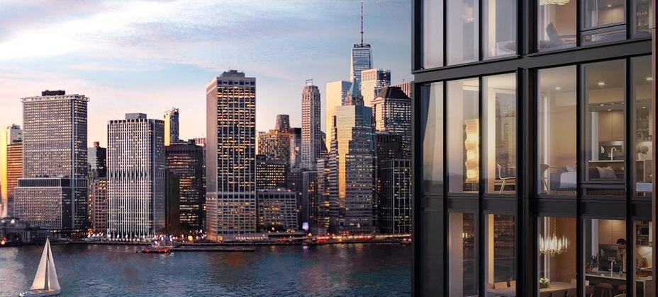 Nuevo penthouse amenaza con disparar los precios de vivienda en Brooklyn