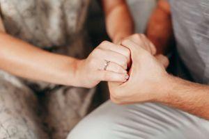 La romántica propuesta de matrimonio que por poco termina en tragedia