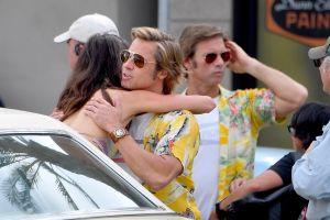 Una joven de 23 años encandiló a Brad Pitt en el rodaje de 'Once Upon A Time in Hollywood'