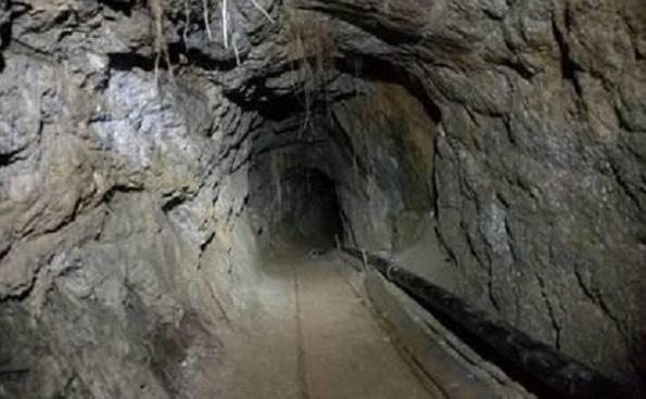 Hallan túnel que cruza la frontera de México y EEUU