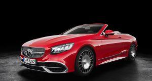 Los 5 Mercedes-Benz más lujosos