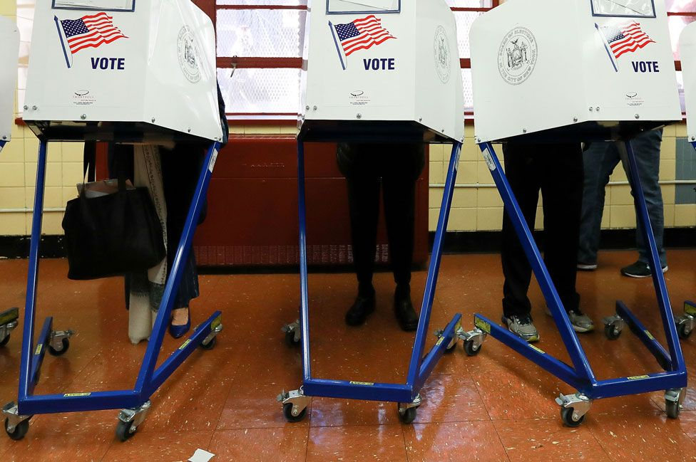 """Elecciones EEUU: 4 claves para entender por qué las """"midterms"""" son poco democráticas"""