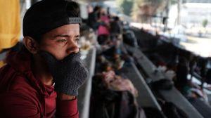 """México y el reto de las caravanas de migrantes para la única """"ciudad santuario"""" del país"""