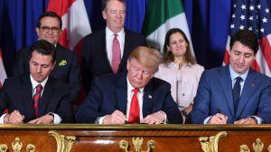 Tres efectos en México del tratado de libre comercio USMCA que firmó con Estados Unidos y Canadá
