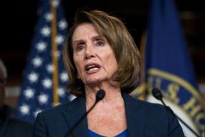 Trump felicita a Pelosi por el triunfo demócrata en la Cámara Baja