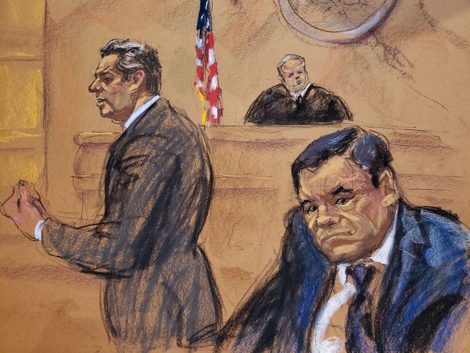 """¿Castigarán a """"El Chapo"""" por menos cargos en su contra?"""