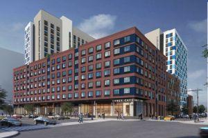 Nuevo edificio ofrecerá mil apartamentos en Coney Island; 446 con renta baja
