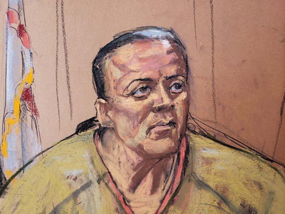 Sayoc llegó a Nueva York para ser juzgado por paquetes bomba