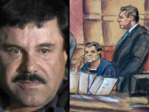 """Piloto de """"El Chapo"""" lo traiciona y confiesa en el juicio su enlaces con cárteles de Colombia"""