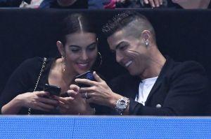 Cristiano Ronaldo y Georgina causan sensación en las redes sociales