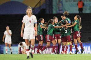 Hazaña: El Tri femenil ya es finalista del Mundial Sub 17 en Uruguay