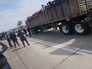 Muere migrante hondureño de la caravana al ser atropellado en Tijuana