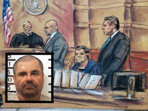 """El gran miedo de ser jurado en el juicio de """"El Chapo"""" Guzmán"""